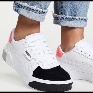 Puma Women's Cali Remix Low-Top Sneakers